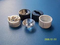 led lens / optical lens / glass lens / lens / led light / led lamp