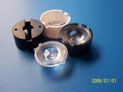 led lens / led lamp / optical lens / led light / glass lens / led spotlight / le 1