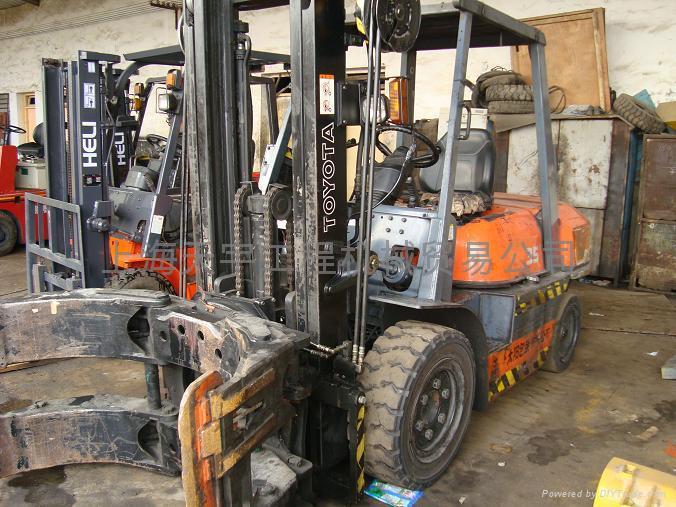 10 Ton Fork Lift : Hangzhou ton forklift japan cpc d t