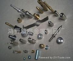 鋼釘 銅釘 鋼管 銅管加工 銷子 銷丁 五金加工