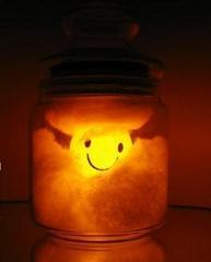 sun jar 陽光罐罐 太陽能玻璃瓶 情人節禮物 生日禮物