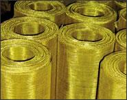 brass wire mesh
