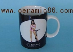 Black mug,promotional gift,ceramic mug,gift mug
