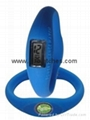 power balance silicone watch,ion silicone watch New model.ALK-WS028