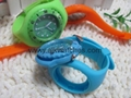 Hot selling toywatch, ice watch, jelly watch with removable silicone strap