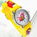 2013 New style Children Kids 3D Watch with Nylon Strap