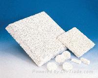 Alumina foam ceramic filters for aluminium industry