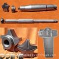Graphite Rotor for Aluminium Industry