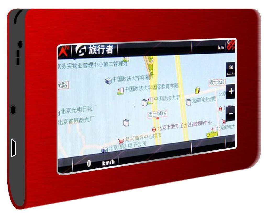 "4.3"" GPS Portable Navigation Device 1"