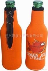 潛水料紅酒瓶套