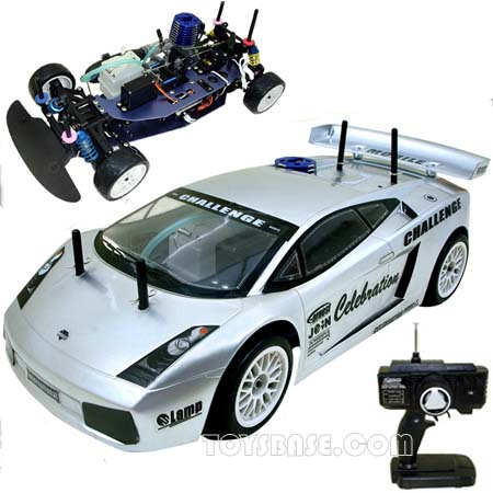 1:10 Nitro Gas Off-Road Car  - RCH57988 1
