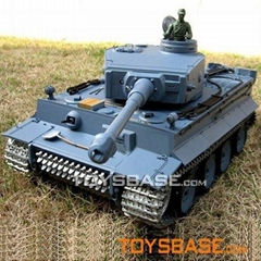 Remote Radio Control Tank 1:16 Russian KV-1 Airsoft BB Tank Smoke & Sound 3878