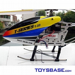RC Helicopter 3.5CH digital proportional W/Gyro,Servo & LED Light