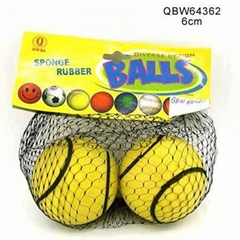Rubber Tennis Ball QBW64362