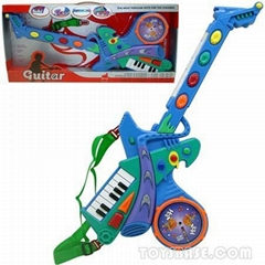 Battery Operated Guitar (BZH58508)