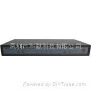 4 FXS SIP gateway 1 wan, 3lan support
