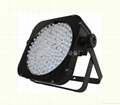 flat led par light 144RGBWY