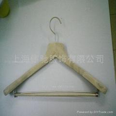 高檔樟木衣架