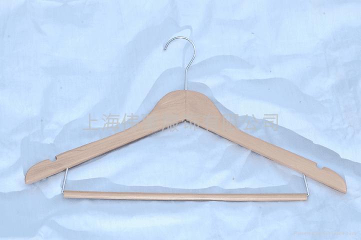 wooden hanger 1