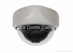 Color Wide Angle Dome Camera