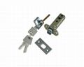 knob lock,handle lock, passage lock,insert corelock,computer lock 2