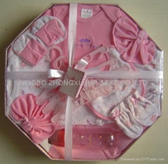 infant garment 15 pcs gift set