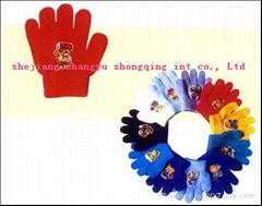 Multicolour Magic Glove