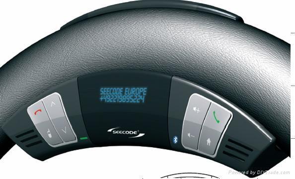 Bluetooth Car Kit 1