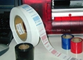 Polyamide coated nylon printing label ribbon 1