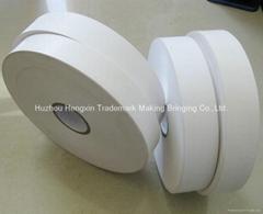 coated nylon label tape