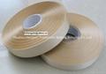 100% polyester single face woven satin