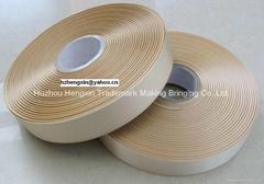 100% polyester single face woven satin ribbon