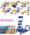 professional producing AB rocket, leg magic and crazy fit massage 2