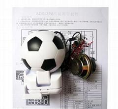 足球電腦小音響實驗套件
