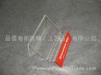 上海壓克力有機玻璃展示架