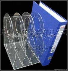 有机玻璃压克力资料架