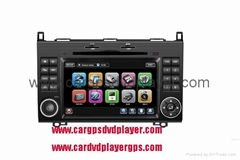 High Quality Car DVD Player, MERCEDES BENZ Sprinter car DVD player, with GPS