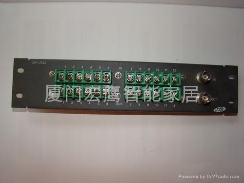 多媒體智能箱路由器模塊 4