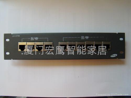 多媒體智能箱路由器模塊 5