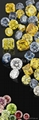 Yellow Colour Diamonds 2