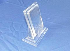 Acrylic photo frames