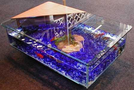 Coffee Table Aquarium China Manufacturer Aquarium Equipment