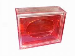 Acrylic audio box