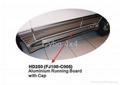 grille guard,running board,spoiler,roof rack for toyota land cruiser FJ100