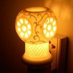 陶瓷小夜灯