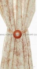 Decorative Curtain Magnetic Tieback