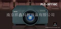 三洋投影机PLC-XF710C