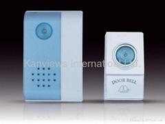 digital wireless doorbell