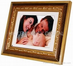 8 inch digital photo frame(with speaker&HDD driver)