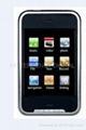 2.8 inch touch screen MP3/MP4 player/1.3M pixels camera & SD slot